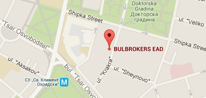 Bulbrokers in Sofia